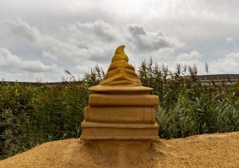 Sandskulptur Søndervig 2018 (7)